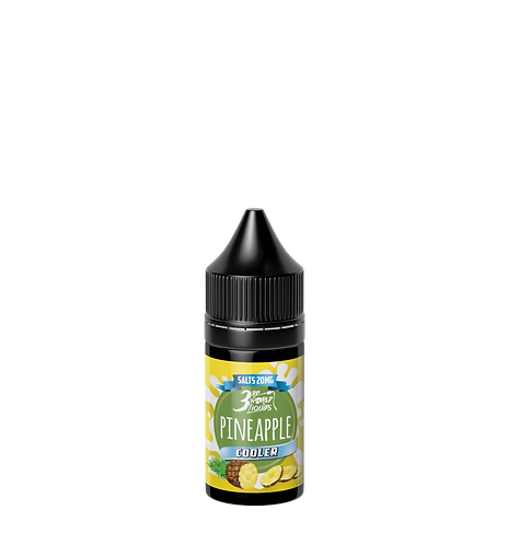 Cosmic Dropz Pineapple Cooler Nic Salts 30ml 20mg