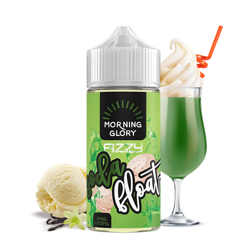 Cloud Flavor Labs Morning Glory Fizzy Soda Float 120ml 3mg