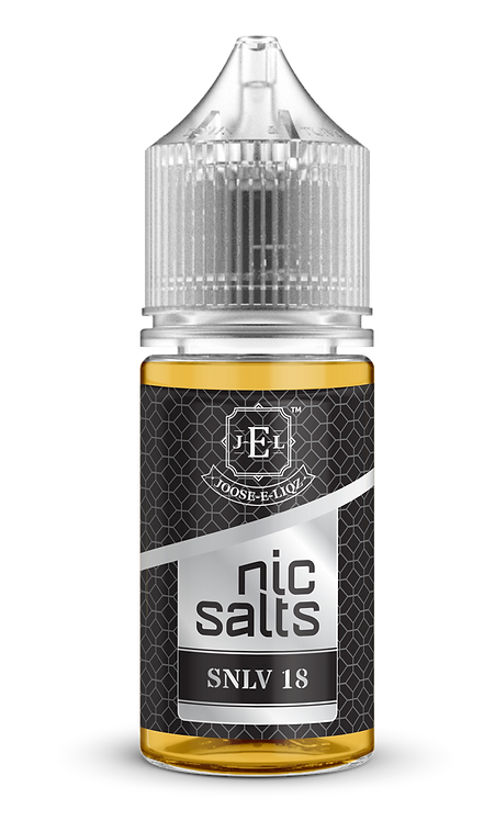 JEL SNLV 18 Nic Salts 30ml 20mg