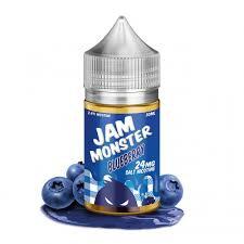 Jam Monster Blueberry Salt nic 30ml 24mg