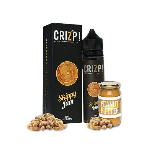 Crizp Brew 60ml 3mg Skippy Jam