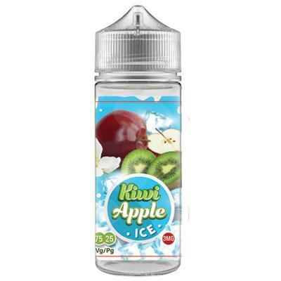 One Cloud Kiwi Apple Ice 120ml 3mg