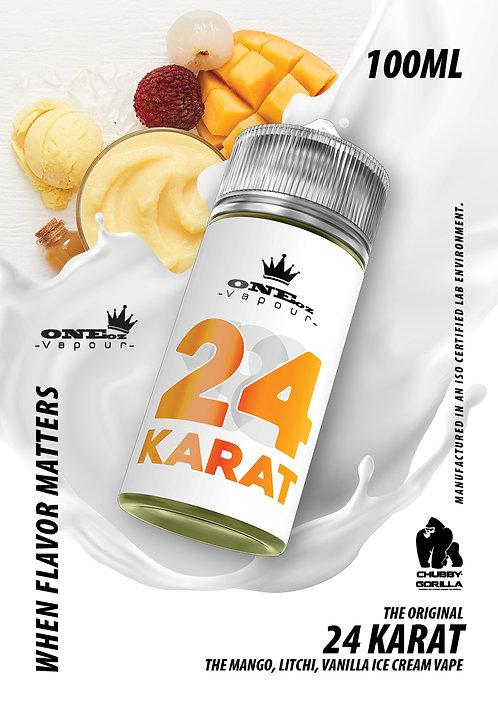 TKO/One Oz 24 Karat 100ml