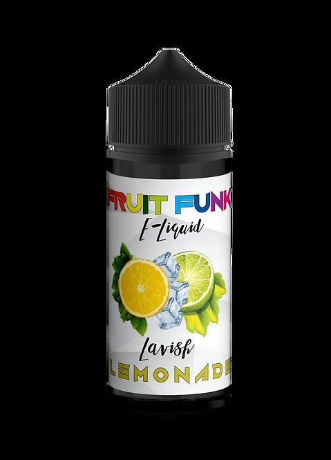 Fruit Funk Lavish Lemonade 100ml 2mg