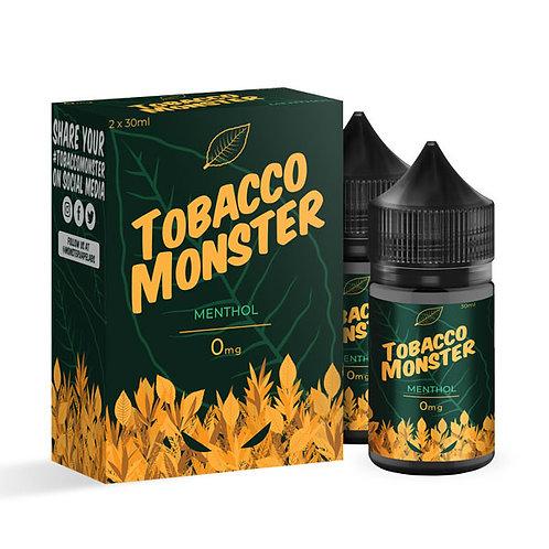 Jam Monster Tobacco Monster Menthol 30mlx2 3mg