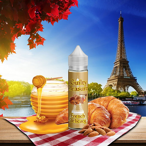 Guilty Pleasures French Delicacy 120ml 3mg