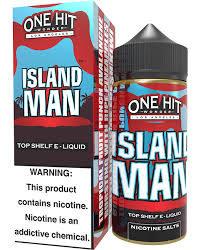 One Hit Wonder Island Man 100ml 3mg