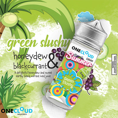 One Cloud Green Slushy 120ml 2mg