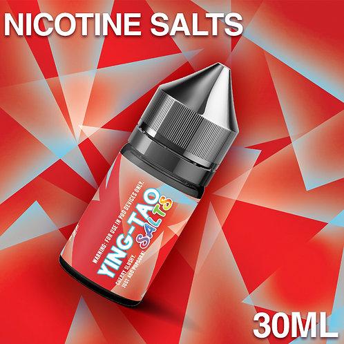 Majestic Vapor Ying-Tao Iced up Nic Salts 30ml 25mg