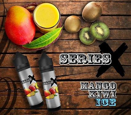 Series X Mango Kiwi 60ml 2mg