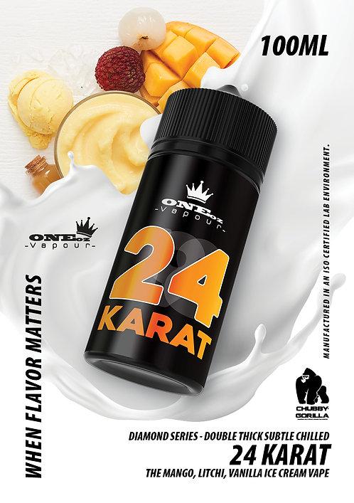TKO/One Oz 24 Karat Ice 100ml