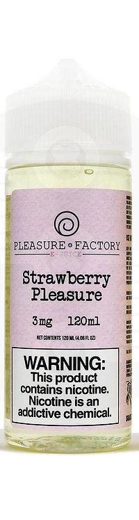 Pleasure Factory Strawberry Pleasure 120ml 3mg