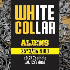 White Collar Aliens 25*3/36