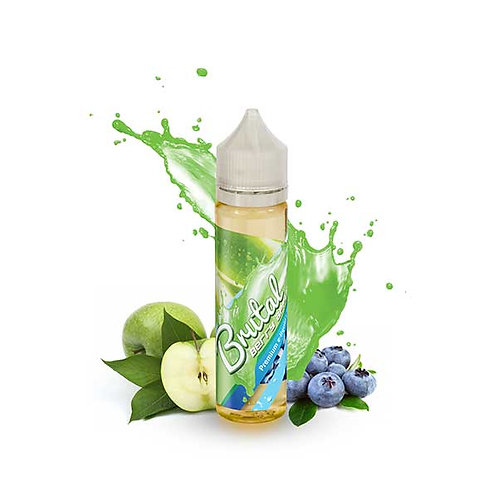 Brutal 60ml Apple Berry