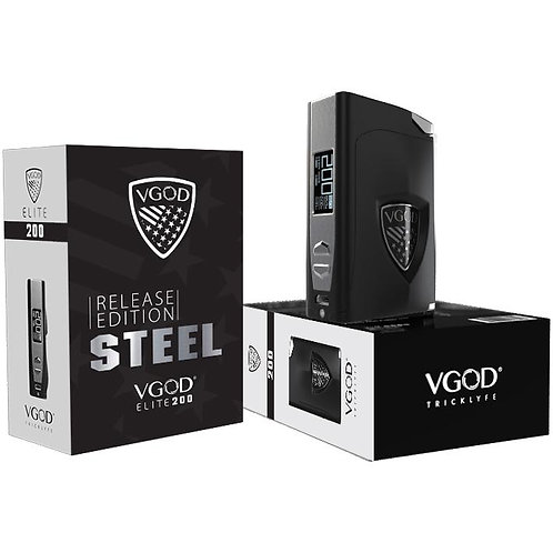 VGOD Elite Stainless Steel Edition