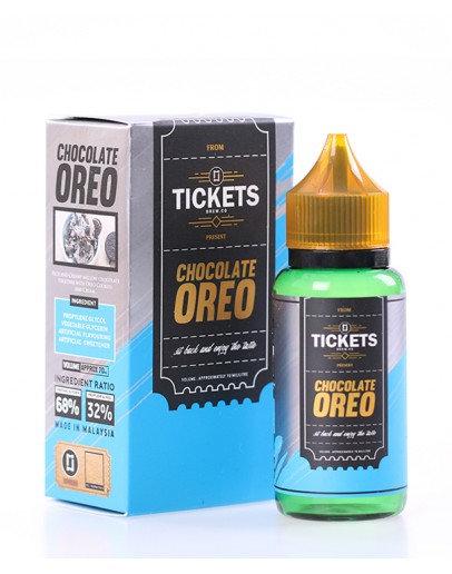 Tickets Chocolate Oreo 70ml 3mg