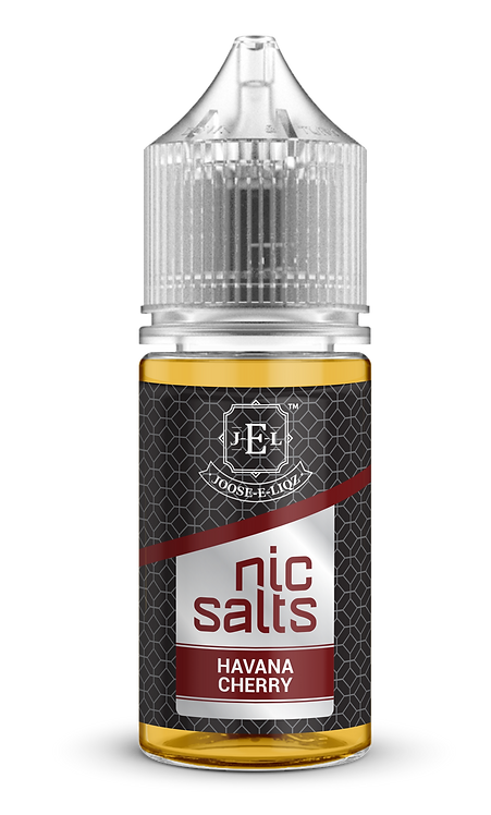 JEL Havana Cherry Nic Salts 30ml 20mg