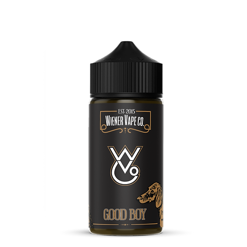 Wiener Dog Co. Good Boy 120ml 3mg
