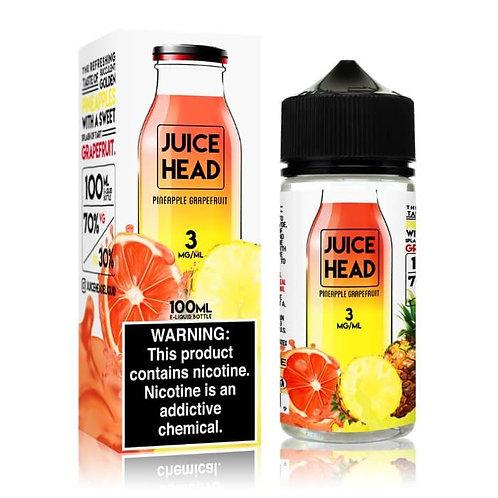 Juice Head  Pineapple Grapefuit 100ml 3mg