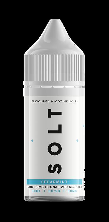 SOLT Nic Salts Spearmint 30ml 30mg