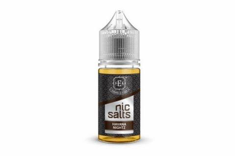 JEL Havana Nights Nic Salts 30ml 20mg
