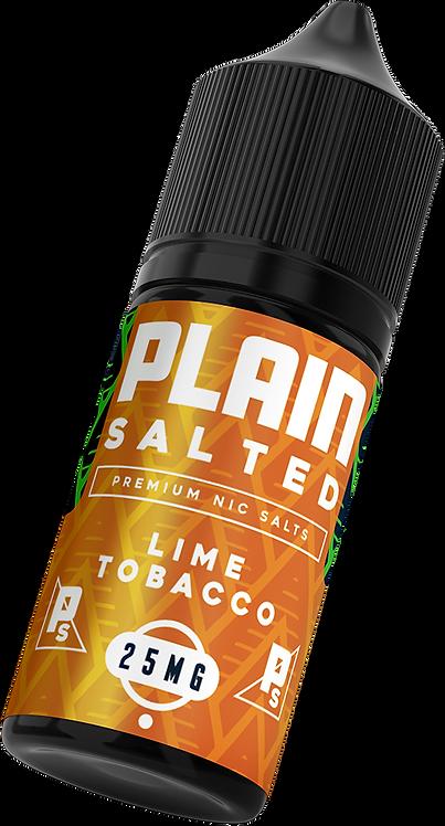 TKO Plain Salted Lime Tobacco 30ml 25mg
