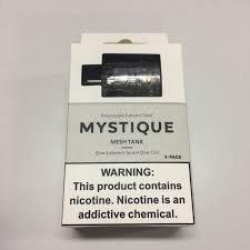 IJOY Mystique Disposable Tank per tank