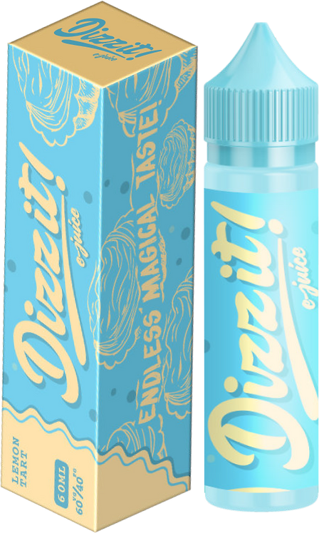 Nasty Dizzit Lemon Tart 60ml 3mg