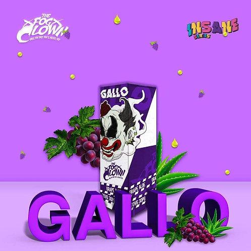 The Fog Clown Gallo 60ml 3mg