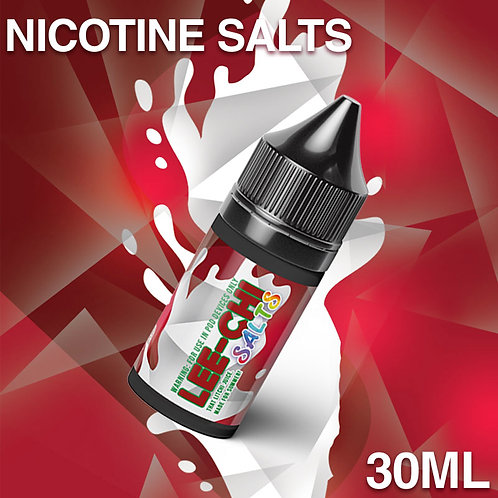 Majestic Vapor Lee-Chi Nic Salts 30ml 25mg
