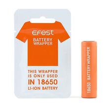Efest 18650 Wrap Single