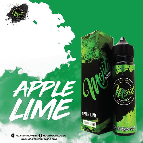 Mojito Apple Lime 60ml 3mg