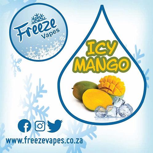Freeze Vapes Icy Mango 120ml 3mg