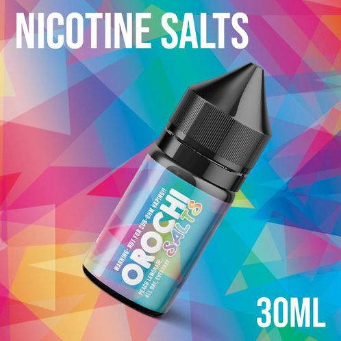 Majestic Vapor Orochi Iced Up Nic Salts 30ml 25mg