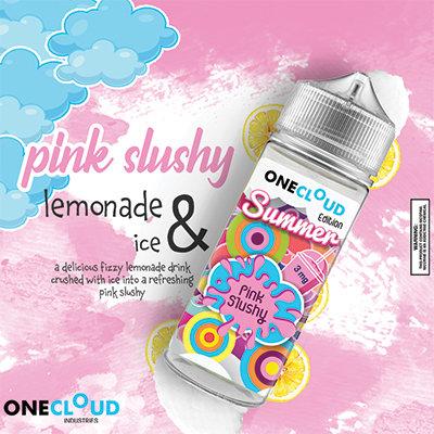 One Cloud Pink Slushy 120ml 2mg