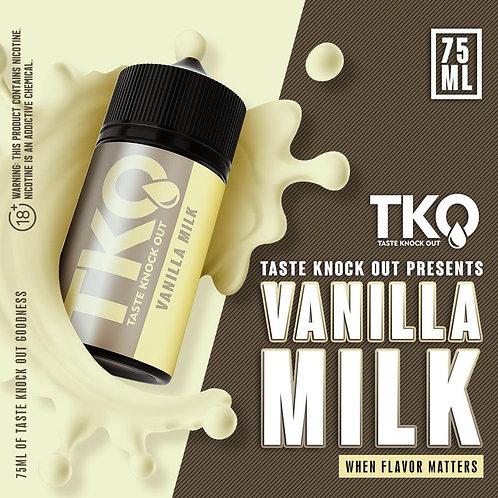 TKO Vanilla Milk 75ml