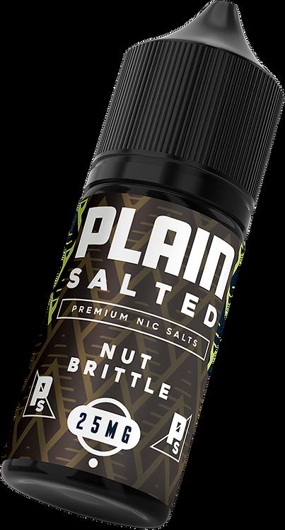 TKO Plain Salted Nut Brittle 30ml 25mg
