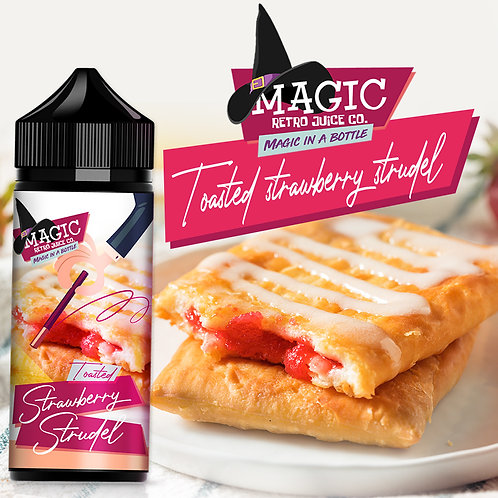 Strawberry Strudel 100ml