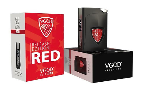 VGOD Elite Red Edition