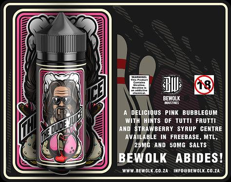 Bewolk The Dude Juice 100ml 3mg