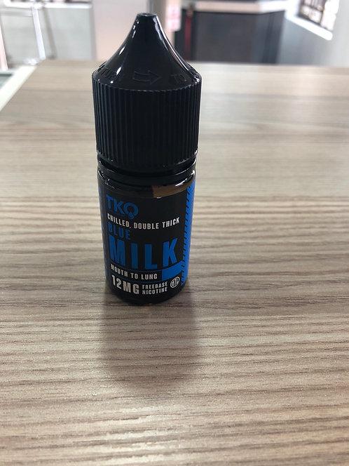 TKO Double Thick Blue Milk MTL 30ml 12mg