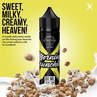 Fcukin Flava 60ml Morning Crunchies 3mg