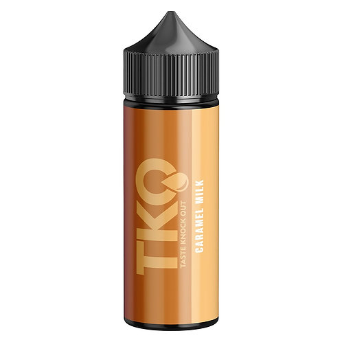 TKO Caramel Milk 120ml
