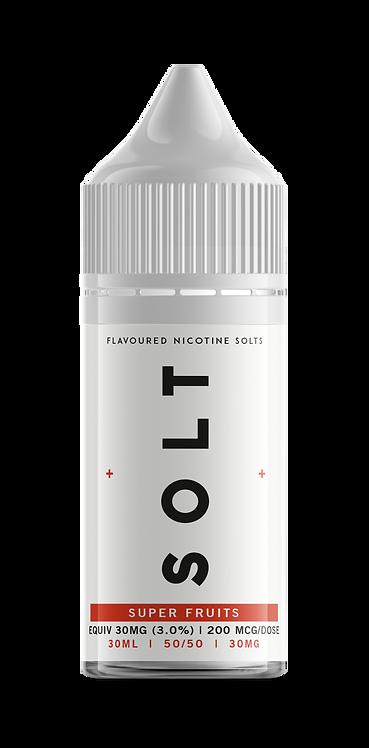 SOLT Nic Salts Super Fruits 30ml 30mg
