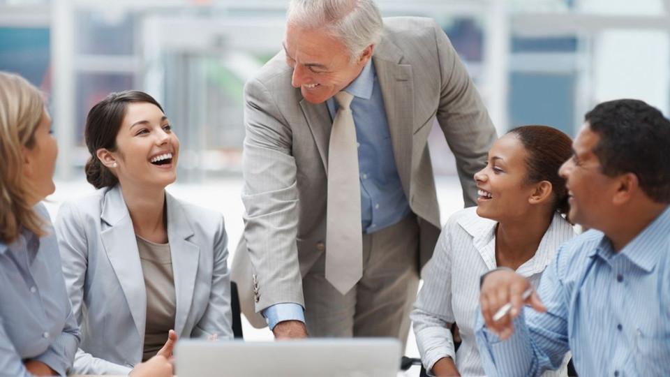 Projet Seniors et Entreprises