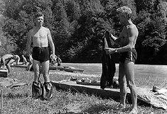 1949 paddlerwoche kleinreifling strohmei