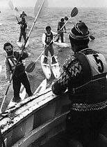 1983 ärmelkanal paddler + strohmeier sen