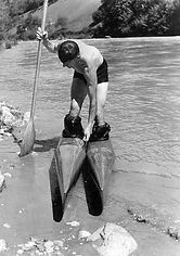 1949 paddlerwoche strohmeier beim einste