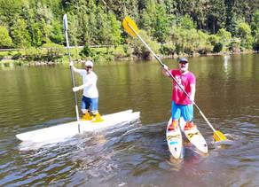 Sommerlicher Wassersporttreff