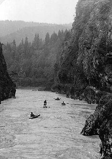 1949 paddlerwoche enns strohmeier hirsch